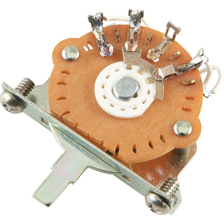 ToneShaper3-Way Pickup Selector Switch for Telecaster with Neck Humbucker