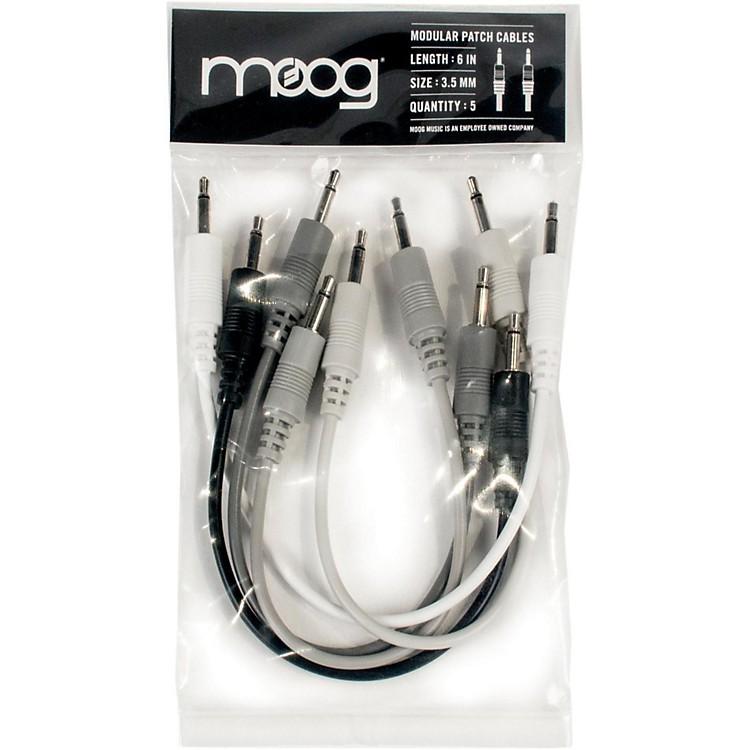 Moog3.5mm TS cables 6