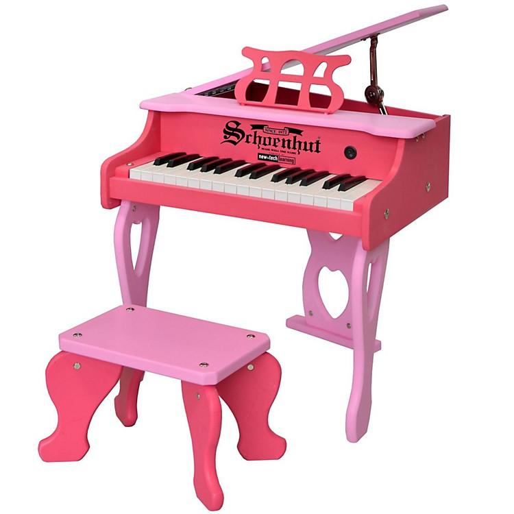 Schoenhut30-Key 2 Tone Baby GrandPink