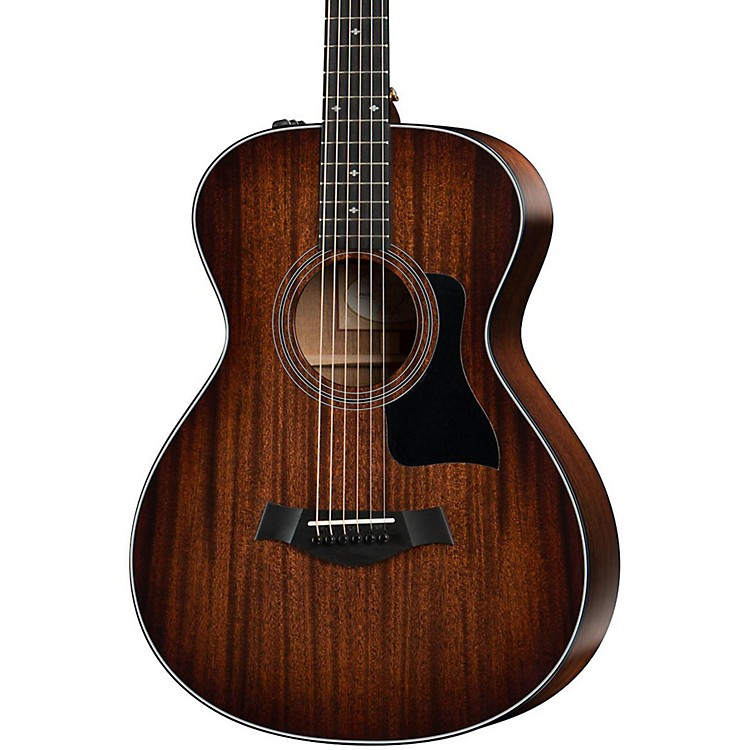 Taylor 300 Series 322e 12-Fret Grand Concert Acoustic-Electric Guitar Shaded Edge Burst