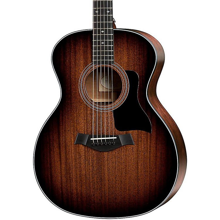 Taylor 300 Series 324-SEB Grand Auditorium Acoustic Guitar Shaded Edge Burst