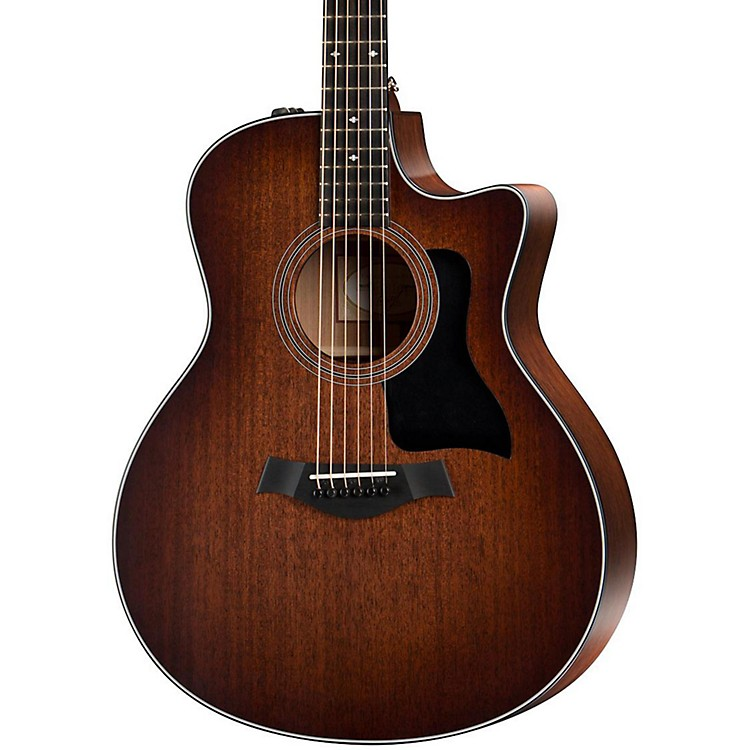 Taylor300 Series 326ce-SEB Grand Symphony Acoustic-Electric GuitarShaded Edge Burst