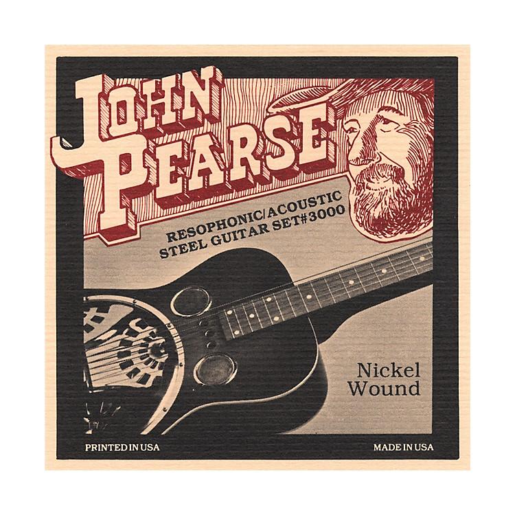 John Pearse3000 Resophonic Strings