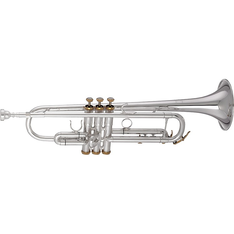 Getzen3001 Series Artist Model Bb TrumpetSilver