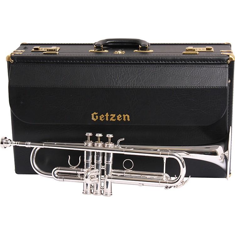 Getzen3001MV Mike Vax Artist Model Bb TrumpetSilver