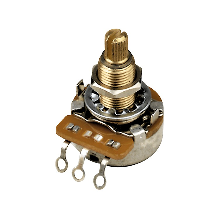 Gibson 300K OHM Potentiometer Linear Taper/Short Shaft