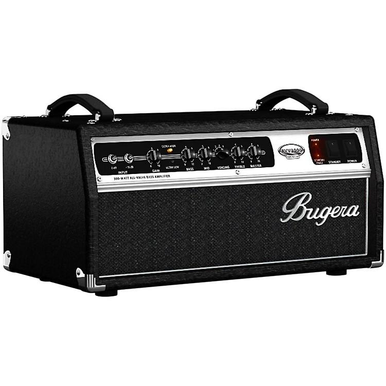 bugera 300w tube bass amp head music123