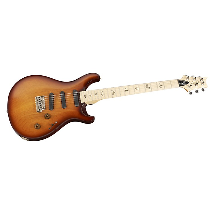 PRS 305 with Maple Neck Electric Guitar Mccarty Tobacco Sunburst