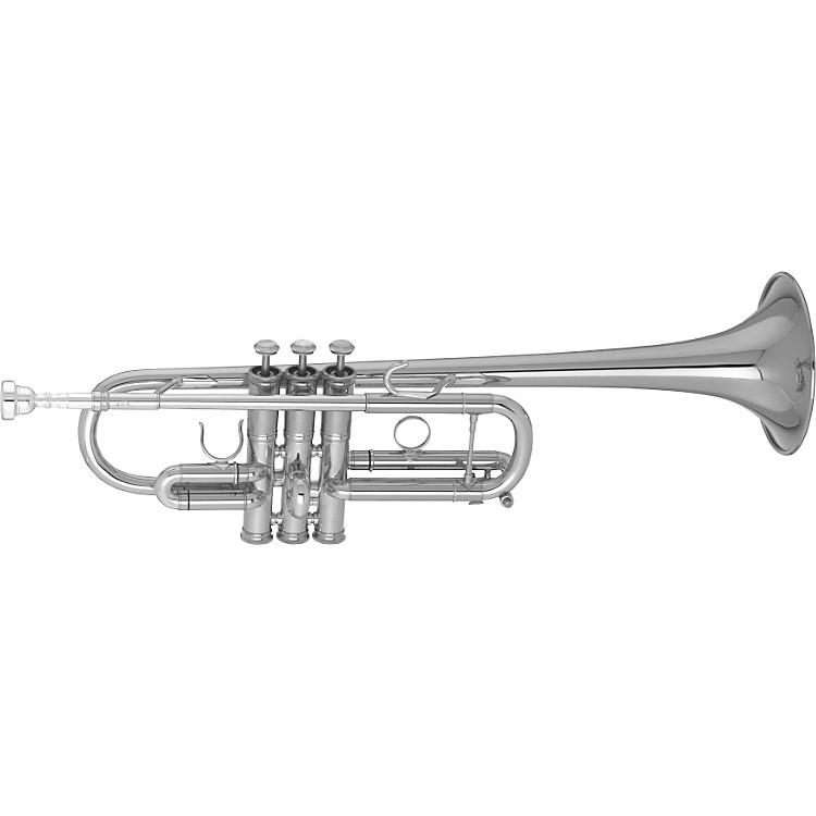 Getzen3071 Custom Series C TrumpetSilver