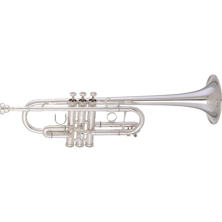 Getzen3072 Custom Series C Trumpet3072S Silver