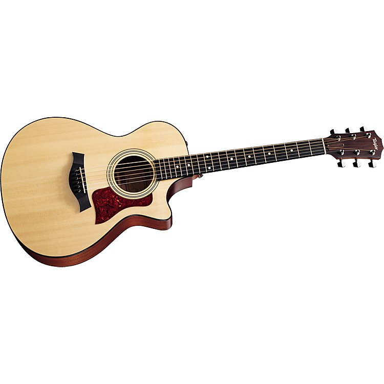 Taylor 312-CE Grand Concert Cutaway Acoustic-Electric Guitar