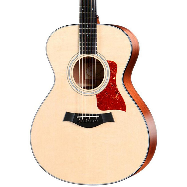 Taylor 312 Sapele/Spruce Grand Concert Acoustic Guitar Natural