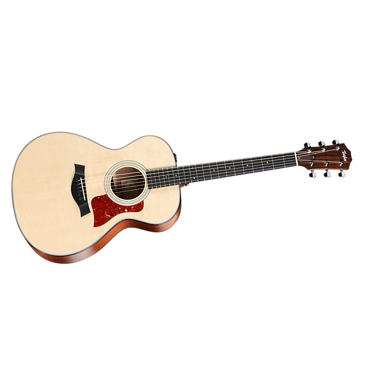 Taylor 312e Sapele/Spruce Grand Concert Acoustic-Electric Guitar Natural