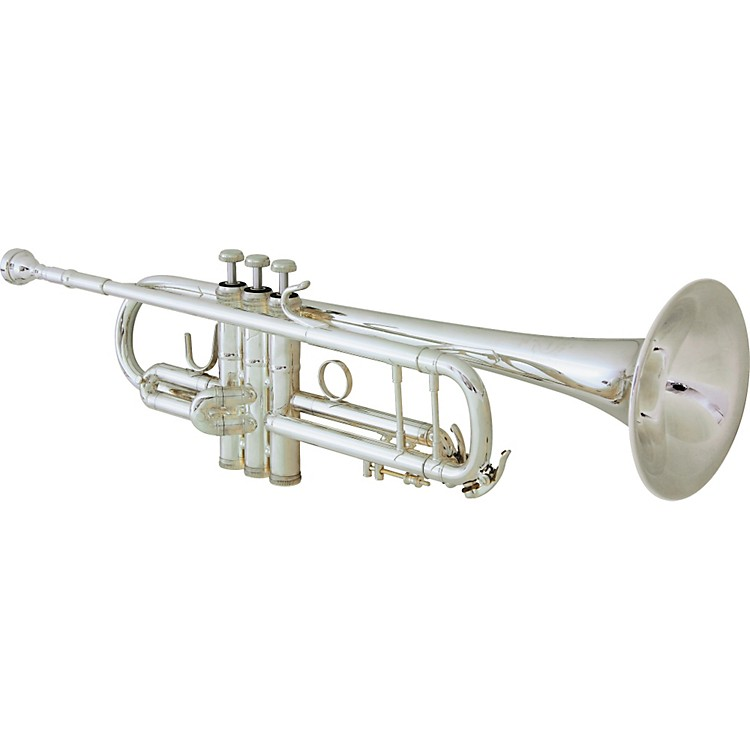 B&S 3137 Challenger I Series Bb Trumpet 3137-S Silver