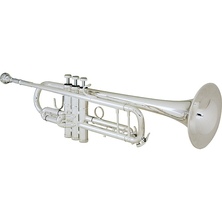 B&S 3137 Challenger II Series Bb Trumpet 3137/2-S Silver