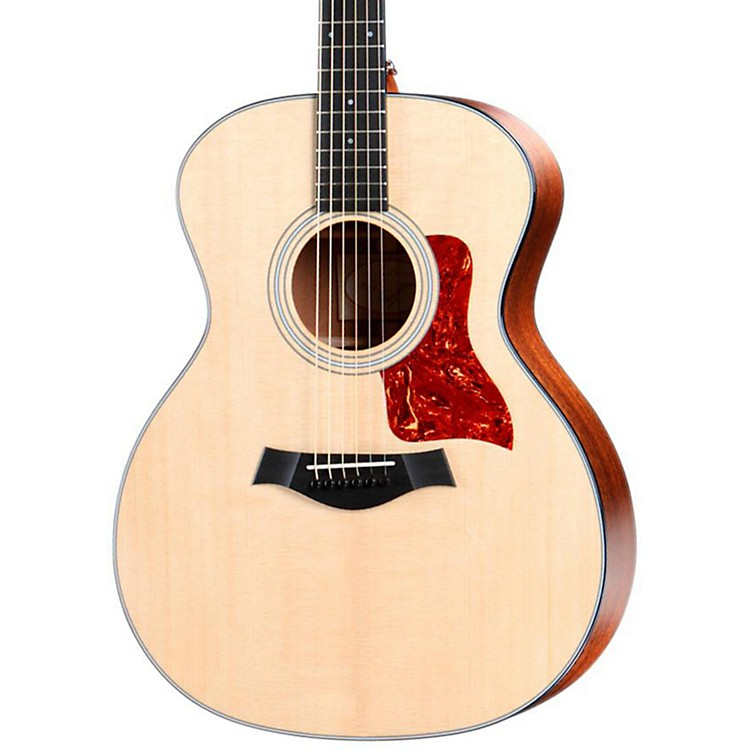 Taylor 314 Sapele/Spruce Grand Auditorium Acoustic Guitar Natural