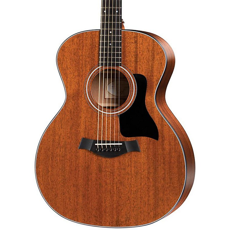 Taylor 324 Grand Auditorium Mahogany/Sapele Acoustic Guitar Satin Natural Chrome Hardware