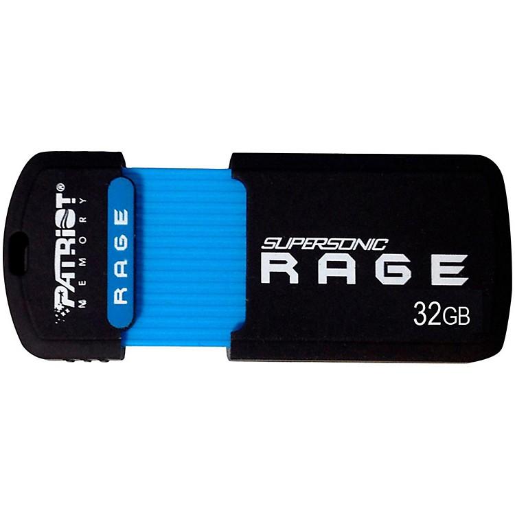 Patriot32GB Supersonic Rage XT USB 3.0 Flash Drive