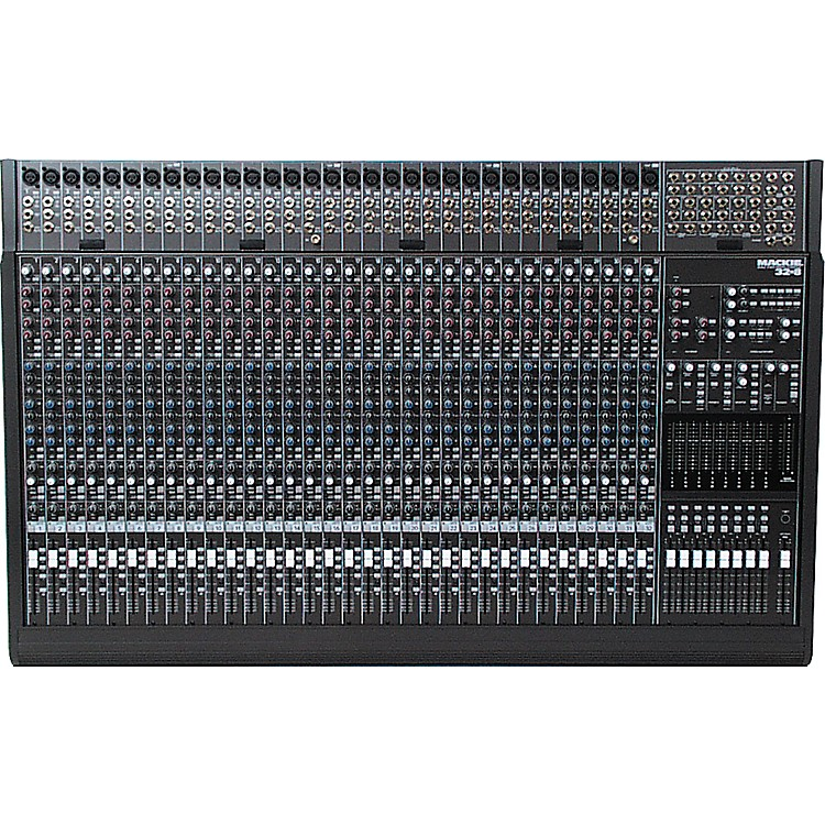 Mackie32x8 8-Bus Series Mixing Console