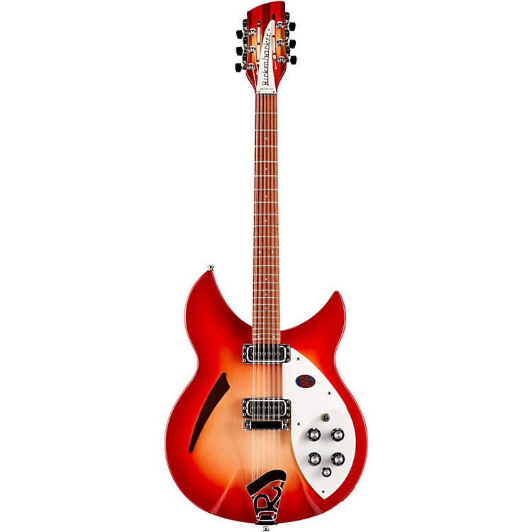 Rickenbacker330/12 Electric GuitarFireglo