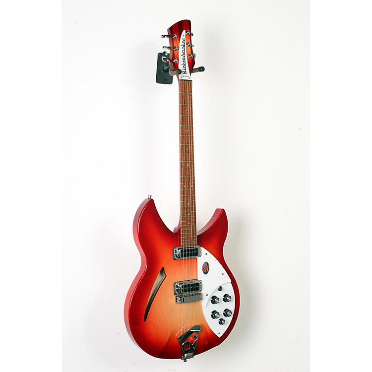 Rickenbacker 330 Electric Guitar Fireglo 888365899749