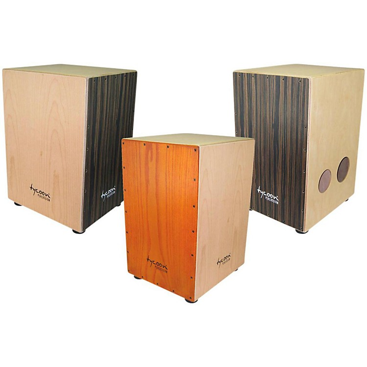 Tycoon Percussion 35 Series Triple-Play Cajon