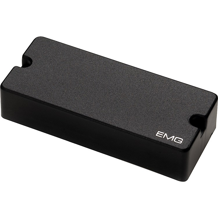 EMG 35DC Dual Coil 4-String Active Bass Pickup Black