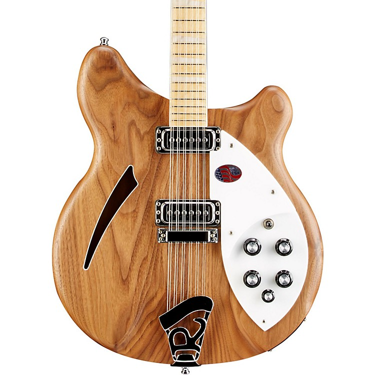 Rickenbacker 360/12W Natural Walnut