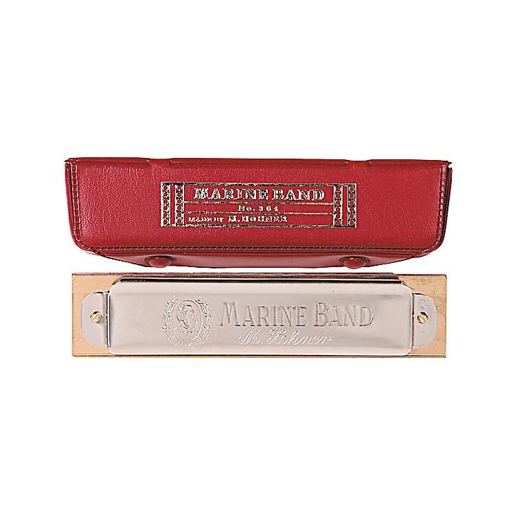 Hohner364/24 Marine Band HarmonicaKey of G