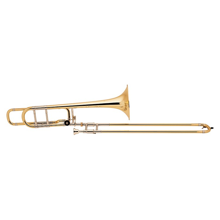 Bach36BO Stradivarius Series TromboneLacquerGold Brass Bell Standard Slide