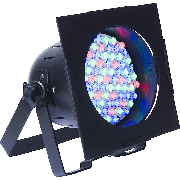 American DJ 38B LED Pro DMX LED PAR Can