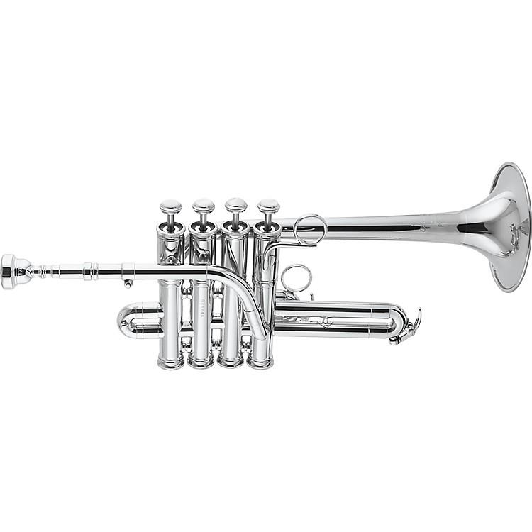 Getzen3916 Custom Series Bb/A Piccolo TrumpetSilver