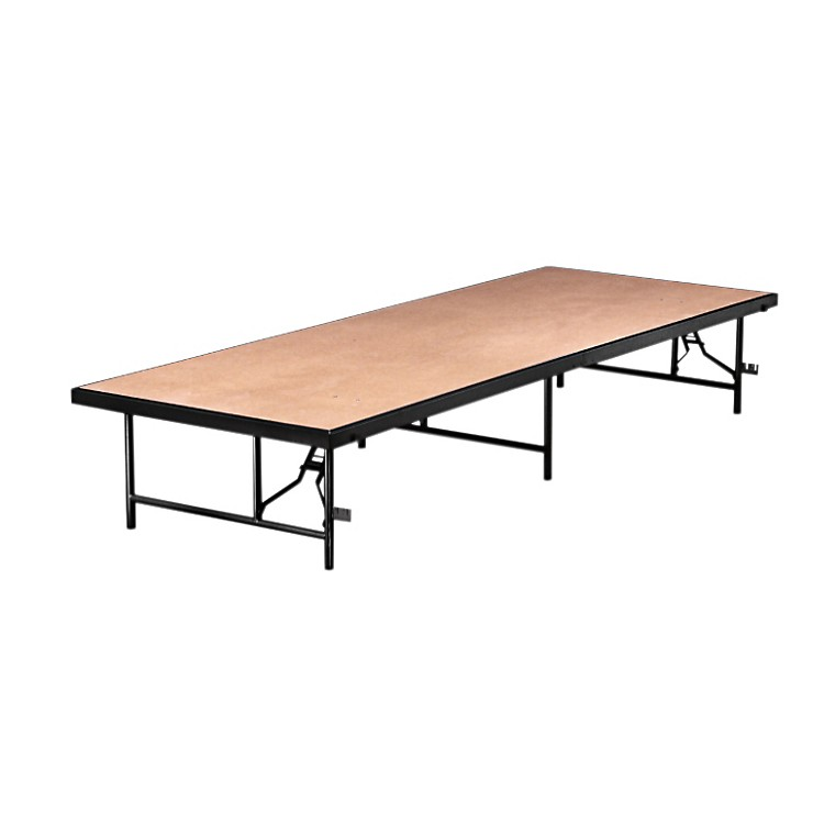 Midwest Folding Products3x6 Single Height Portable Stage & Seated Riser 16