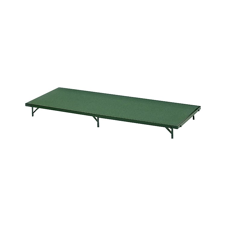 Midwest Folding Products3x6 Single Height Portable Stage & Seated Riser 8