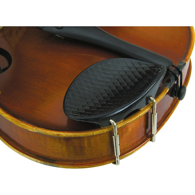 Glaesel4/4 Violin Ribbed Plastic Chin Rest