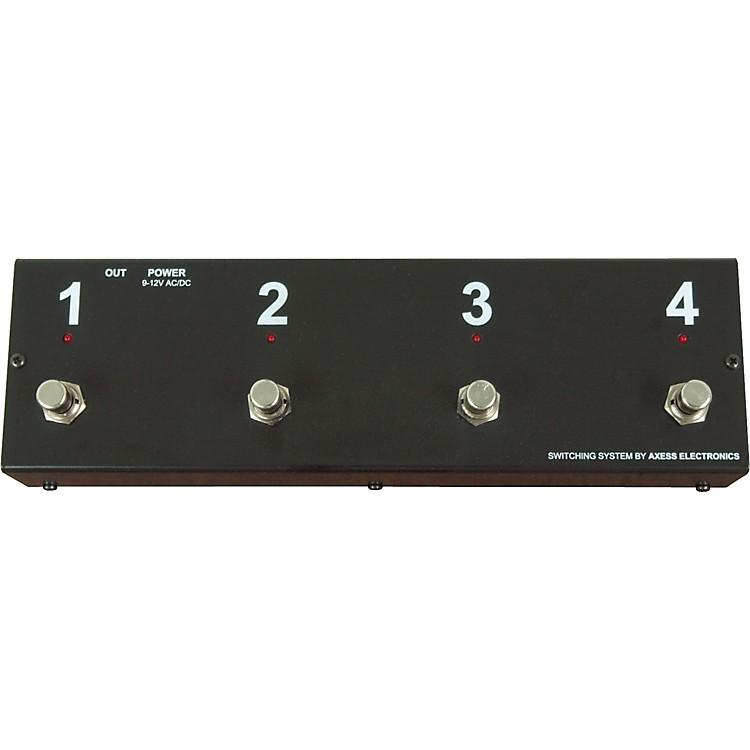 Randall4-Button MIDI Footswitch