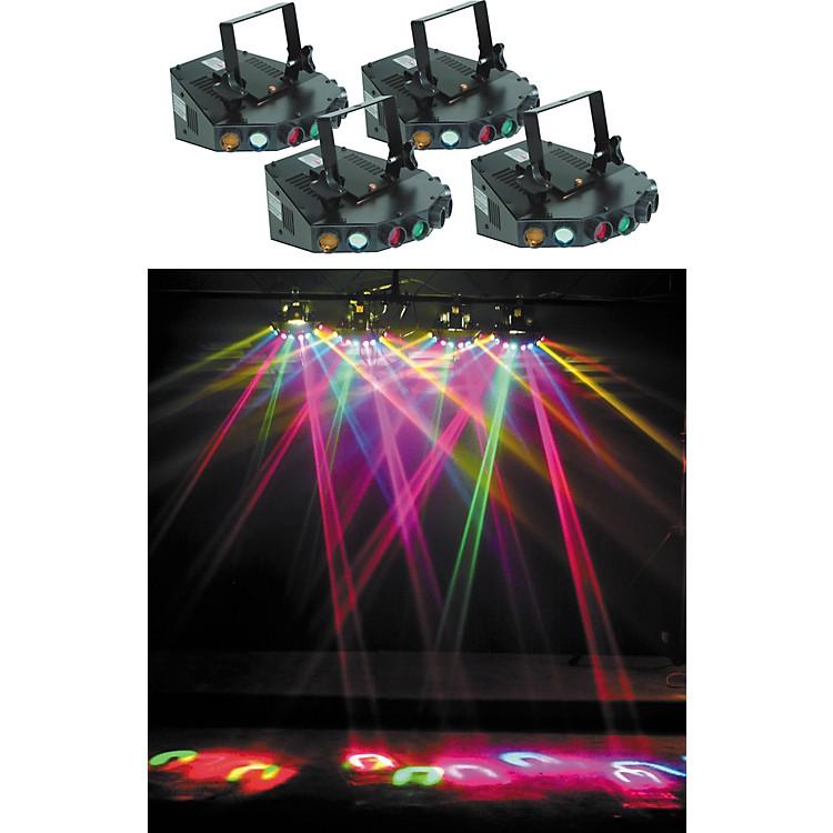 Lighting4-Head Tracker Light Effects System