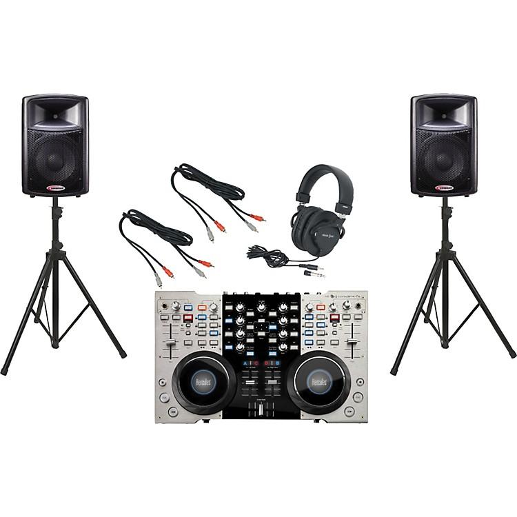 Hercules4-Mx / Harbinger APS12 DJ Package