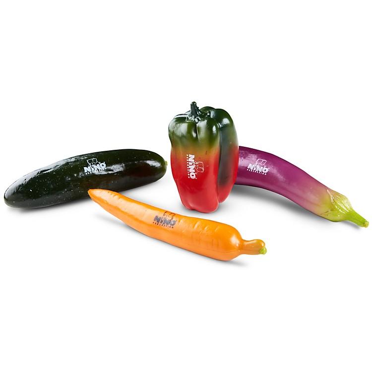 Nino4-Piece Botany Shaker Vegetable Assortment