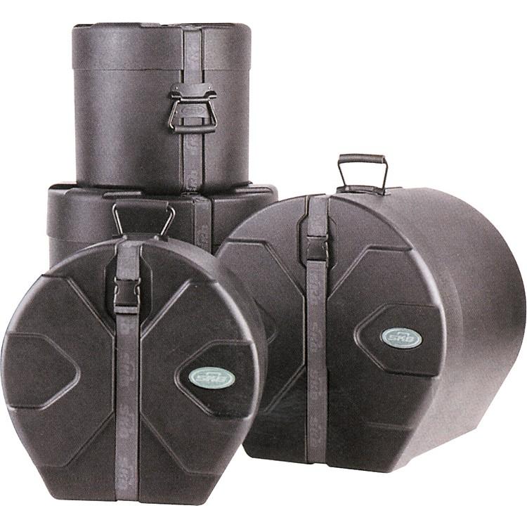SKB4 Piece Drum Case Set