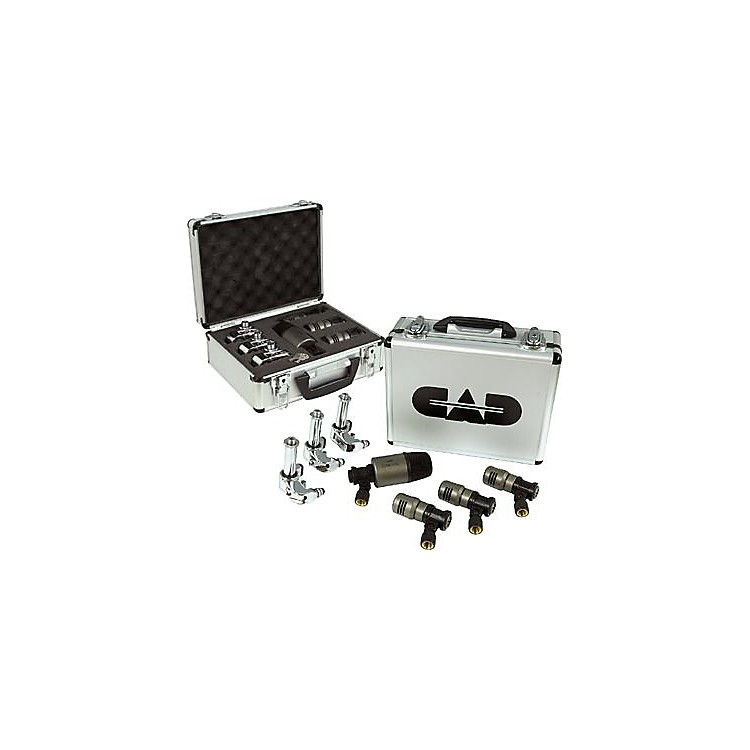 CAD4-Piece Drum Microphone Pack
