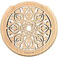 "The Lute Hole Company 4"" Soundhole Covers for Feedback Control in Maple or Walnut"