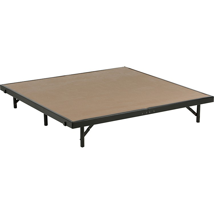 Midwest Folding Products 4' x 4' Riser 8 in. High, Hardboard