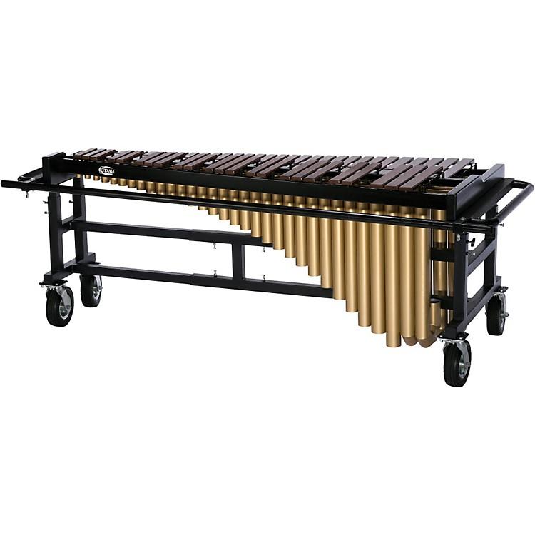 Tama Marching4.5 Octave Marimba with Field Cart and Honduras Rosewood Bars