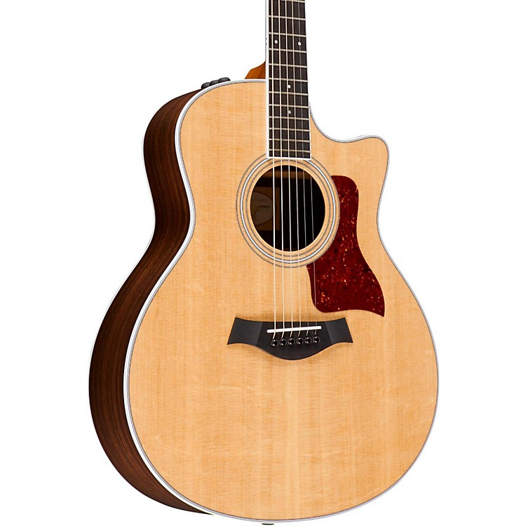 Taylor 400 Series 416ce-R Rosewood Grand Symphony Acoustic-Electric Guitar Natural