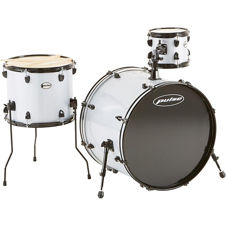 Pulse 4000 Series 3-Piece Add-On Pack Silver Sparkle