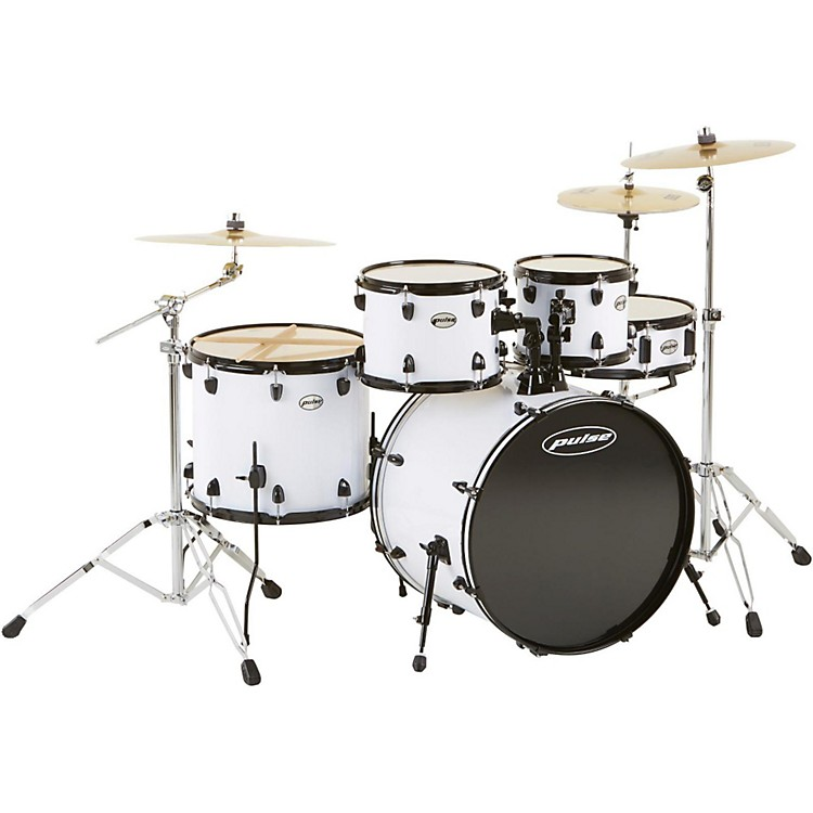 Pulse4000 Series 5-Piece Shell PackWhite