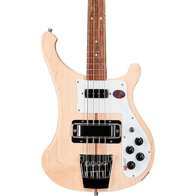 Rickenbacker4003S Electric Bass GuitarMapleglo