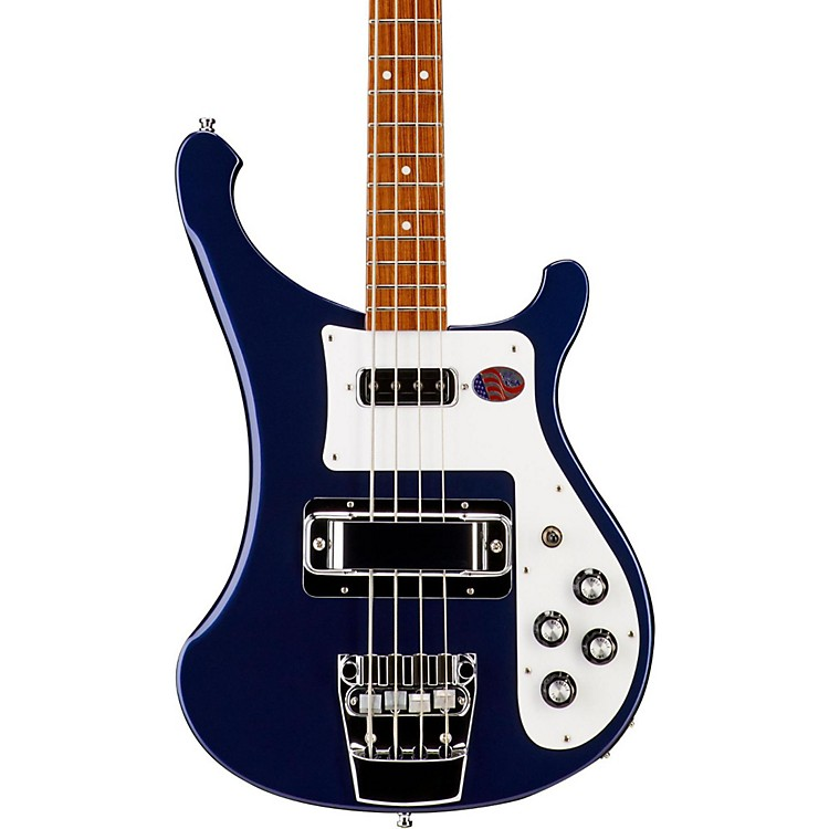 Rickenbacker4003S Electric Bass GuitarMidnight Blue