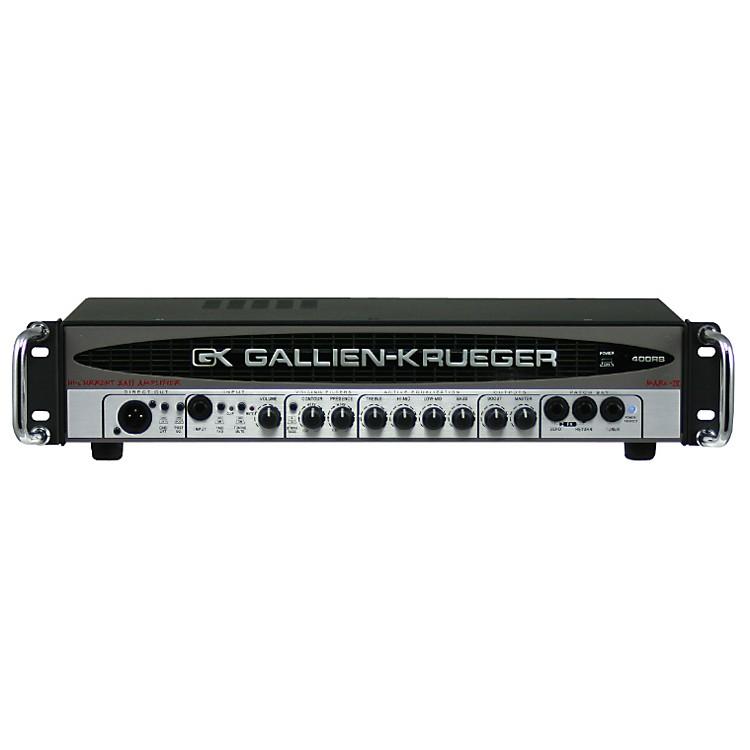 Gallien-Krueger400RB-IV 280W Bass HeadBlack